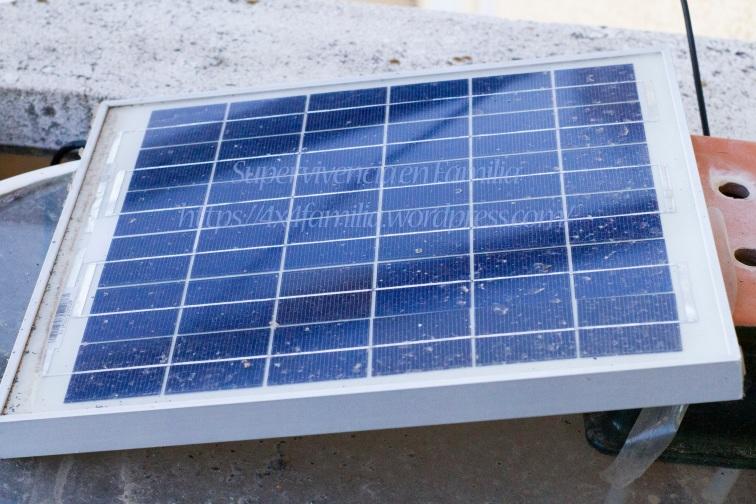 Linternas Iluminacion Placa Solar