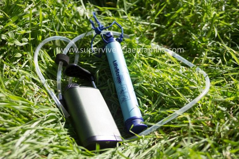 Filtros de Agua individual y grupal
